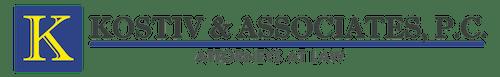 Logo Abogado Petro Kostiv. Kostiv & Associates P.C. Los Angeles, CA
