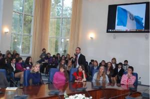 Clases de Inmigracion en Universidades Europeas